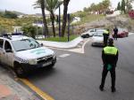 La Policía Local Y Guardia Civil De Almuñécar Intensifican Los Controles De Acceso Al Municipio Sexitano De Cara Al Puente Festivo De Semana Santa.