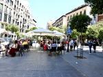 Terraza en Madrid