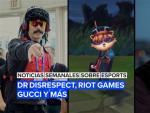 Noticias semanales sobre eSports: Dr Disrespect, Riot Games, Rocket League y más