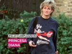 3 inolvidables modelitos de la Princesa Diana