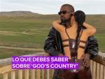 5 datos sobre el nuevo álbum 'God's Country' de Kanye West