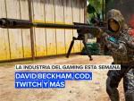 La industria del gaming esta semana: David Beckham, Twitch, Nintendo y más