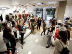 ModaEspaña advierte de que sector textil no se recuperará hasta mitad de 2021.