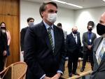 Bolsonaro se somete a su tercera prueba de coronavirus