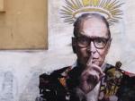 Ennio Morricone ya es un santo en Roma