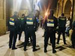 La Policía Local de Haro identifica a más de 20 jóvenes por los disturbios del sábado