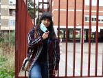Raquel Casas, profesora de Primaria en un colegio de Madrid.