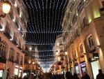"""Vox cree que las críticas de la izquierda a la iluminación de Navidad buscan """"acabar"""" con una tradición"""