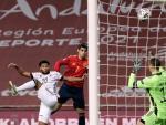 Morata marca para España.