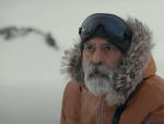 George Clooney en 'Cielo de medianoche'