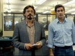 Robert Downey Jr. y Jake Gyllenhaal en 'Zodiac'