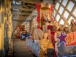 Cabalgata de los Reyes Magos de Tui y Valença do Minho en una imagen de archivo de 2019