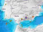 Terremoto de magnitud 4,3 sacude Granada.