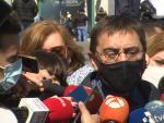"""Monedero habla de """"guerra jurídica"""" contra Podemos"""