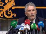 """Marlaska traslada su """"absoluta cooperación"""" ante la presunta trama de corrupción en Valencia"""