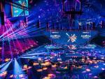 Imagen del escenario de Eurovisión 2021.