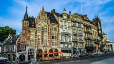 8. Bruselas (Bélgica)