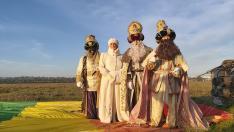 Los Reyes Magos, en Sevilla