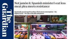 The Guardian: No le pongas jamón