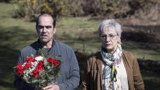 Luis Tosar y Blanca Portillo en Maixabel