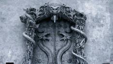 Puerta infernal