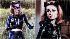 Julie Newmar-Catwoman