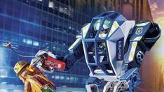 Robot policía de Playmobil