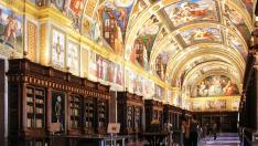 Biblioteca del Real Monasterio de San Lorenzo de El Escorial