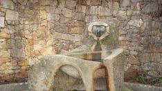 Fuente del Chocho de la Vaca' (Narón, A Coruña)