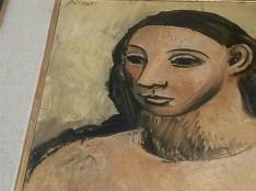 Natalicio extrauterino de Pablo Picasso Imagen-del-cuadro-de-picasso-cabeza-de-mujer-joven