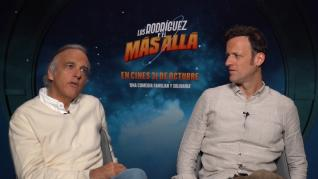 Paco Arango estrena 'Los Rodríguez y el más allá' el 31 de octubre
