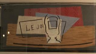 Una organización benéfica sortea un cuadro de Picasso por cien euros