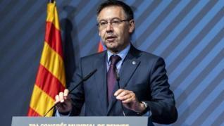 El Barça contrató a una empresa para atacar a los críticos a Bartomeu