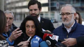 """Trece Rosas Asturias se querellará ante el Tribunal Supremo al negarse Ortega Smith a retractarse de sus """"calumnias"""""""