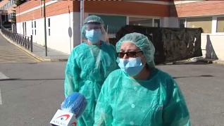 Sanitarios denuncian las carencias de los equipos de protección frente al coronavirus