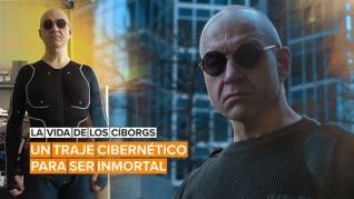 La vida de los cíborgs: Un traje para ser inmortal
