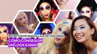Secretos de maquillaje de una drag: Cómo conseguir un look kawaii