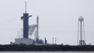 Posponen el lanzamiento de la cápsula Crew Dragon de la NASA y SpaceX debido al mal tiempo