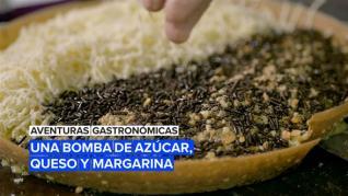 Aventuras gastronómicas: Una bomba de azúcar, margarina y queso