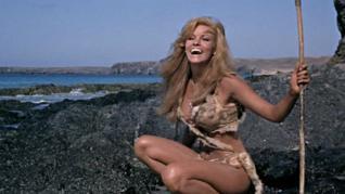 Raquel Welch en 'Hace un millón de años' (1966)