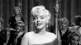 Marilyn Monroe en 'Con faldas y a lo loco' (1959)