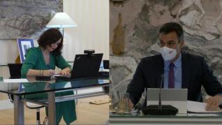 Tregua política entre Gobierno y Comunidad de Madrid para luchar contra la COVID-19