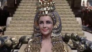 Elizabeth Taylor en 'Cleopatra' (1963)