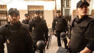 'Antidisturbios' (Movistar+)