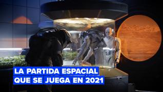 Descubre las misiones espaciales más importantes de 2021