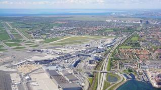 9. Aeropuerto de Copenhague (Dinamarca)