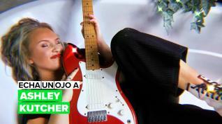 Ashley Kutcher es el secreto musical mejor guardado