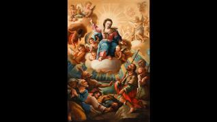 Zaragoza: primeros pasos como pintor