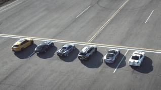 Prueba de aceleración del Kia EV6
