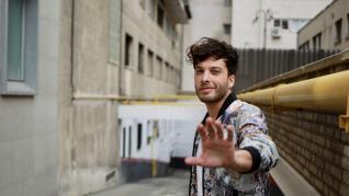 """Blas Cantó: """"El año pasado no estaba preparado a nivel psicológico para Eurovisión"""""""
